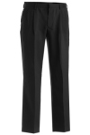 Edwards 2695 Edwards Men's Polyester Pleated Pant