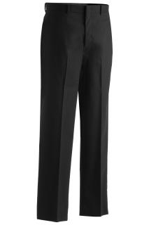 Edwards 2780 Edwards Men's Wool Blend Flat Front Dress Pant