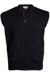 Unisex Light Weight Zipper Vest