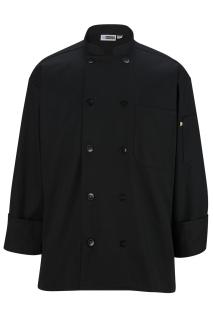Edwards 3301 Edwards 10 Button Long Sleeve Chef Coat