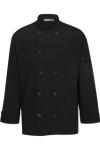 Edwards 3363 Edwards 10 Button Chef Coat With Mesh