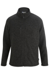 Edwards 3460 Edwards Men's Sweater Knit Fleece Jacket