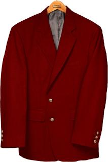 Edwards 3500 Edwards Men's Single-Breasted Blazer