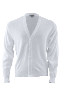 Edwards 351 V-Neck Cardigan With Tuff-Pil Plus
