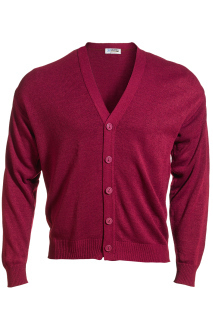 Edwards 351 Edwards V-Neck Button Acrylic Cardigan Sweater
