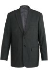 Edwards 3633 Edwards Men's Single Breasted Poly/Wool Suit Coat