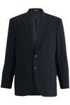 Edwards 3650 Edwards Men's Single Breasted Poly/Wool Suit Coat