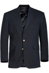 Edwards 3830 Edwards Men's Hopsack Blazer