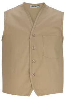 Edwards 4006 Edwards Apron Vest With Breast Pocket