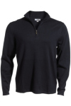 Edwards 4072 Edwards Quarter Zip Fine Gauge Sweater