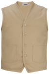 Edwards 4106 Edwards Apron Vest With Waist Pockets