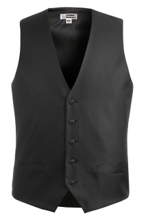 Edwards 4390 Edwards Men's Diamond Brocade Vest