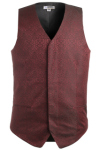 Edwards 4491 Edwards Men's Paisley Brocade Vest