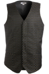 Edwards 4497 Edwards Men's Diamond & Dots Brocade Vest