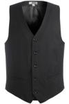 Edwards 4525 Edwards Men's Synergy Washable High-Button Vest