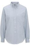 Edwards 5077 Edwards Ladies' Long Sleeve Oxford Shirt