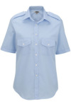 Edwards 5212 Edwards Ladies' Short Sleeve Navigator Shirt