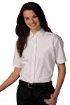 Edwards 5240 Edwards Ladies' Short Sleeve Cafe Shirt
