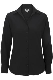 Edwards 5293 Edwards Ladies' Batiste Long Sleeve Blouse