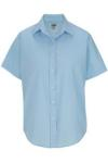 Edwards 5313 Edwards Ladies' Short Sleeve Value Broadcloth Shirt