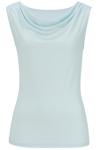 Edwards 5410 Edwards Ladies' Sleeveless Cowl Neck Knit Top