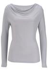Edwards 5460 Edwards Ladies' Cowl Neck Long Sleeve Knit Top