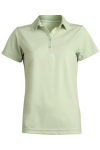 Edwards 5500 Edwards Ladies' Blended Pique Short Sleeve Polo