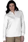Edwards 5515 Women's Long Sleeve Pique Polo (No Pocket)