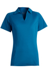 Edwards 5516 Edwards Ladies' Micro Pique Short Sleeve Polo