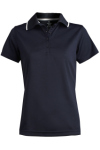 Edwards 5575 Edwards Ladies' Hi-Performance Mesh Short Sleeve Polo