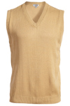 Edwards V-Neck Acrylic Sweater Vest