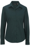 Edwards 5750 Edwards Ladies' Cottonplus Long Sleeve Twill Shirt