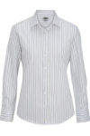 Edwards 5983 Edwards Women's Long Sleeve Patterned Dress Shirt