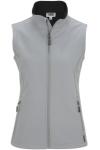Edwards 6425 Edwards Soft-Shell Vest - Ladies'