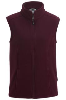 Edwards 6455 Edwards Ladies'  Microfleece Vest