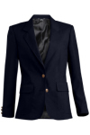 Edwards 6500 Women's 100% Poly Value Blazer