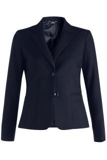 Edwards 6525 Edwards Ladies' Synergy Washable Suit Coat - Shorter Length