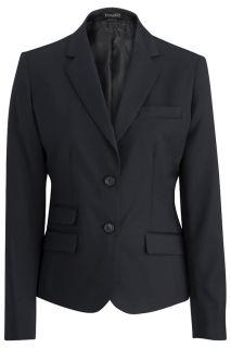 Edwards 6530 Edwards Ladies' Redwood & Ross Waist Length Suit Coat