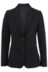 Edwards 6575 Edwards Ladies' Synergy Washable Suit Coat - Longer Length