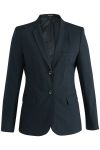 Edwards 6633 Edwards Ladies' Single Breasted Poly/Wool Suit Coat