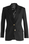 Edwards 6830 Women's Hopsack Blazer