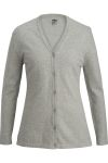 Edwards 7046 Edwards Ladies' V-Neck Long Cardigan
