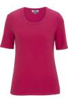 Edwards 7055 Edwards Ladies' Short Sleeve Scoop Neck Sweater