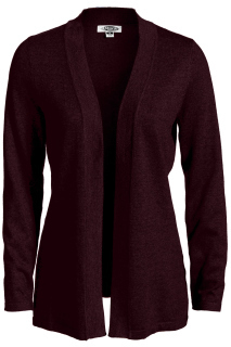 Edwards 7056 Edwards Ladies' Open Cardigan Sweater