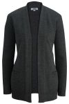 Edwards 7059 Edwards Ladies' Open Cardigan Acrylic Sweater