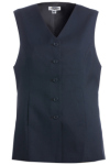 Edwards 7270 Women's Polyester Tunic Vest