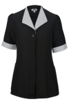Edwards 7276 Edwards Ladies' Spun Poly Tunic