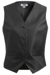 Edwards 7390 Edwards Ladies' Diamond Brocade Vest