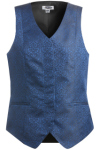 Edwards 7491 Edwards Ladies' Paisley Brocade Vest