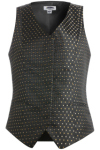 Edwards 7497 Edwards Ladies' Diamond & Dots Brocade Vest